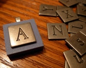 Pick your own pendant ... letter AND color