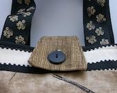 african hydrangea purse