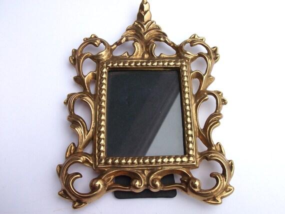 Vintage Picture Frame Solid Brass