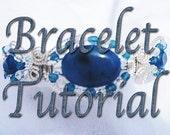 Tutorial Wire Wrapped Bracelet ePattern Intermediate