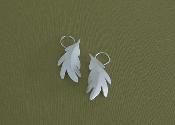 White Oak Earrings