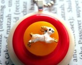 white rabbit (free US shipping)