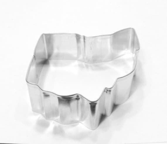 Ohio State 4 inch Cookie Cutter