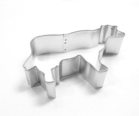 Cow 3.75 inch Cookie Cutter