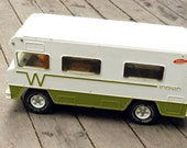 Vintage 1970s Tonka Toy Winnebago Indian Motorhome Camper