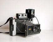 Vintage Camera Polaroid Automatic Land 420 1970s Instant Camera