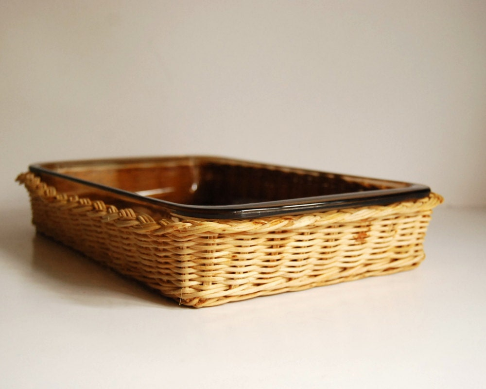 Vintage Pyrex Ca...1 Quart Baking Dish Dimensions