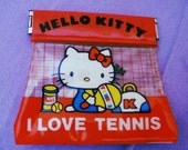 vintage 1976 mini purse coin Hello Kitty by sanrio rare