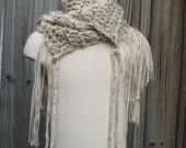 Neckwarmer - Scarf - Vanilla Dreams