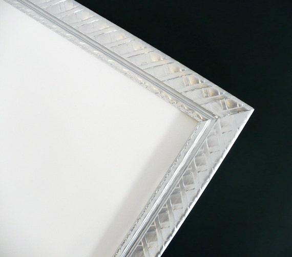 Framed DRY ERASE Board White Board Seating Chart WEDDINGS Memo Menu Bulletin Message Large Modern Contemporary Dry Erase Board White Board