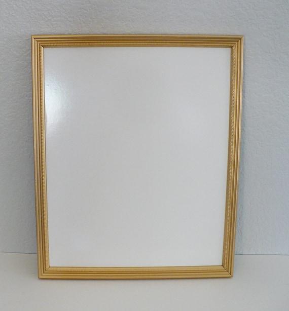 Framed Message Board Bulletin Dry Erase Whiteboard White Board Menu ...