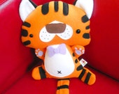 Morrison the Tiger (Made to Order)