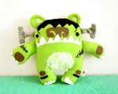 END OF THE YEAR SALE--Maddox the Frankenbear