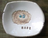 SCRATCH AND DENT ITEM - nest dish