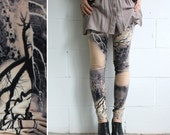 FW2010 Collection Leggings - Branches - RESERVED for umanjar