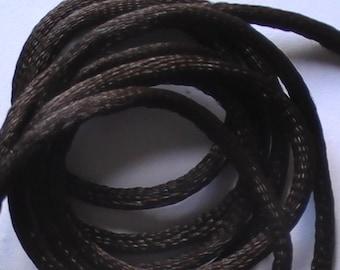 Black Jewelry Cord ~ Black Necklace Cord ~ 2mm Black Cord ~ Necklace Cord ~ 3 Yards ~ Diy Jewelry Cord