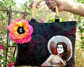 Senorita Muerta Handbag