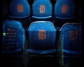 Detroit Tiger Stadium Six-Pack - 6x6 Holga Fine Art Photographic Print