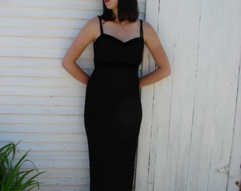 80s Classic Glam Gown