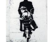 Art Print- Au Revoir