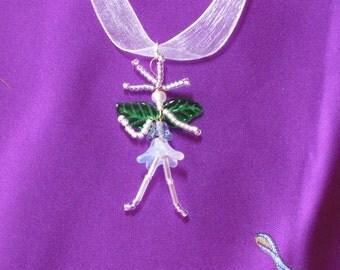Lavender Lady Spring Fairy (Pastel Spring Fairies- Series)