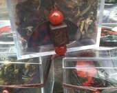 Zennubian 7 Teahouse sample teas
