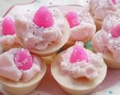 Raspberry Truffle Handmade Whipped Soy Wax Melts