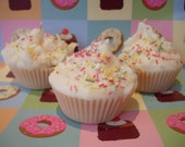 Birthday Cupcake - Soy Candle