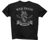 Military Working Dog T-Shirt - Unisex/Mens Size