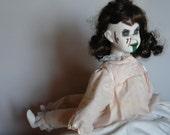 Regan MacNeil OOAK doll from THE EXORCIST
