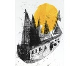 The Ship / Print