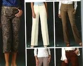 Simplicity 4366 Threads Magazine Pants Pattern