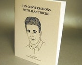Ten Conversations with Alan Thicke MINIBOOK