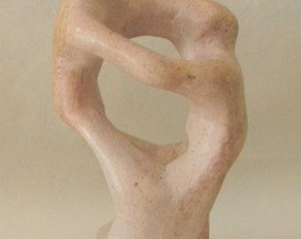Vintage Stone Sculpture
