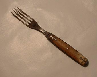 Vintage Civil War Era Fork