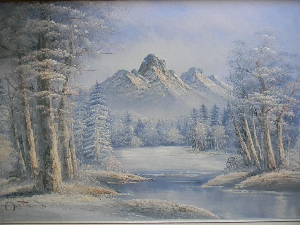 Antonio Tano Oil Painting