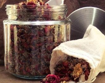 Bath Soak All Natural Herbal Tub Tea by Soapsmith