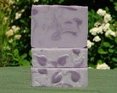 Lavender Sweetheart Soap cold process soap Mild and Creamy