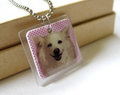 CUSTOM NECKLACE of Your Beloved Companion
