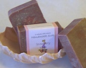 Strawberry Musk Cold Process Soap