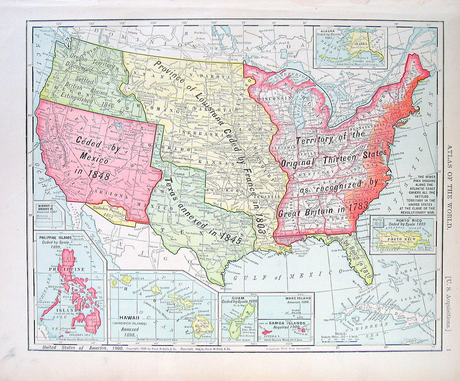 Antique Us Map Images Reverse Search - Old us map and pics
