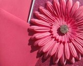 Pink Sparkle Flower Bloom