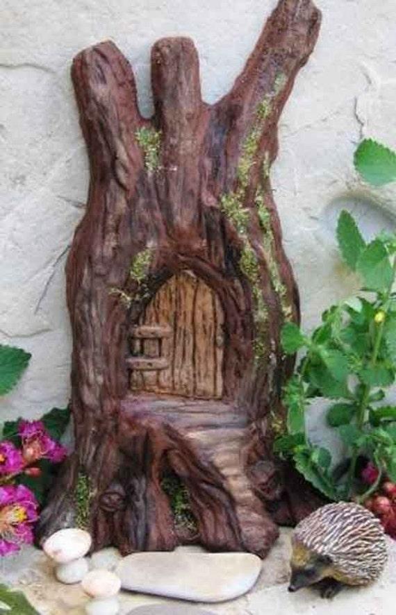 Tree fairy door for Fairy doors for trees