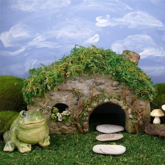 Hobbit Home Fairy House