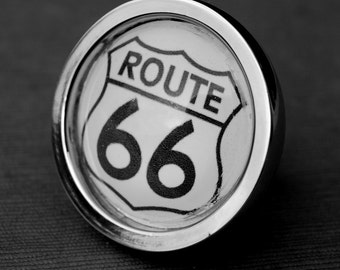 Route 66 - Drawer Pull Cabinet Knob Handle