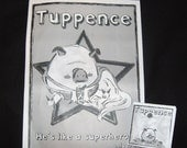 Tuppence the pig, issue 1