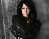 Institutionalized Straight Jacket Shrug - Handmade to Your Size - aNGrYGiRL Gear