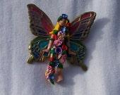 Dyantha - Flower Fairies Brooch