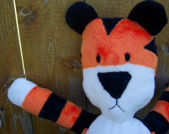 Hobbes Tiger Plush - doll version