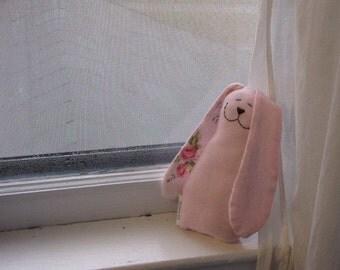 Organic Snuggle Bunny in Pink